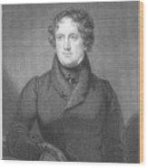 Nicholas Biddle (1786-1844) Wood Print
