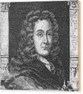 Nicolas L�mery, French Chemist Wood Print