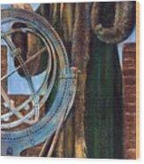 Nicolaus Copernicus Wood Print