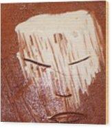 Night - Tile Wood Print