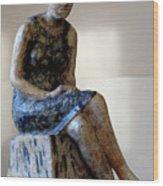 Nijole Wood Print