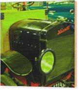 Nineteen Eighteen Maxwell Truck Wood Print