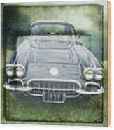 Nineteen Fiftynine Wood Print
