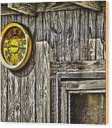 Ninety Plus Wood Print