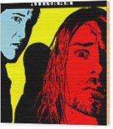 Nirvana No.01 Wood Print