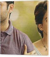 Nithin Samantha A Aa Telugu Movie Wood Print