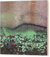 Nj Abstract Three Wood Print