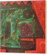 No. 275 Wood Print