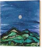 No. 38 Wood Print