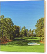 No. 8 Yellow - Jasmine 570 Yards Par 5 Wood Print