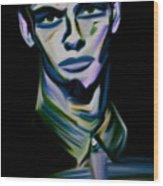 No Name 2 Wood Print