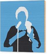 No099 My Adele Minimal Music Poster Wood Print