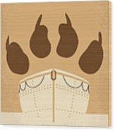 No173 My Life Of Pi Minimal Movie Poster Wood Print