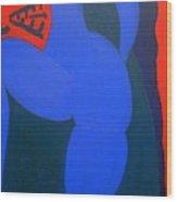 No.284 Wood Print