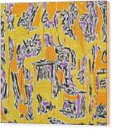 No.343 Wood Print