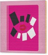 No458 My Mean Girls Minimal Movie Poster Wood Print