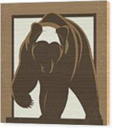 No824 My The Great Outdoors Minimal Movie Poster Wood Print