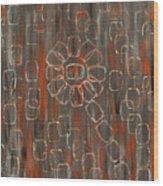 Nonconformists No.5 In Series Wood Print