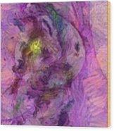 Nonsynthetically Scheme  Id 16099-062340-44990 Wood Print