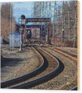Norfolk Southern Engine 5664 Wood Print