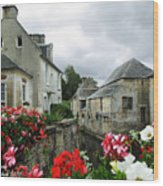 Normandy Arrival Wood Print