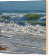 North Atlantic Splendor Wood Print