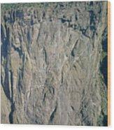 210363-north Chasm View Wall  Wood Print