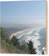 North Oregon Coast Photograph Wood Print