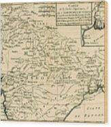 Northern India Wood Print