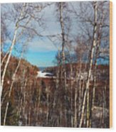 Northern Minnesota Wood Print