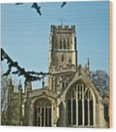 Northleach St Peter St Paul 2 Wood Print