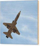 Northrop T-38 Talon Landing Wood Print