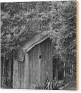 Nostalgic 7 Wood Print