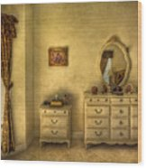 Nostalgic Harmonies  Wood Print