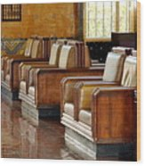 Union Station.jpg Wood Print