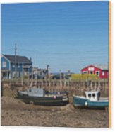 Nova Scotia, Canada Wood Print