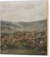 Novales-Cantabria Wood Print