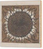 November, Julie The Like, 1917 Wood Print