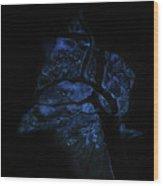 Nocturne Wood Print