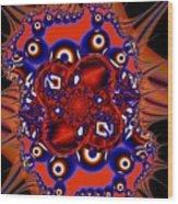 Nucleus Wood Print