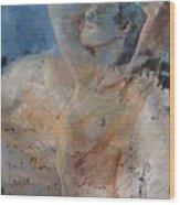 Nude 0508 Wood Print