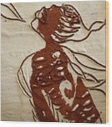 Nude 10 - Tile Wood Print