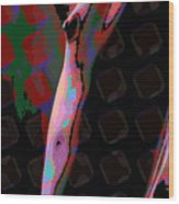 Nude 11 Wood Print