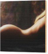 Nude 2 Wood Print