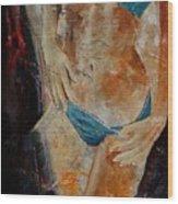 Nude 450608 Wood Print