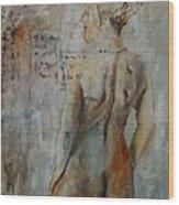 Nude 459020 Wood Print