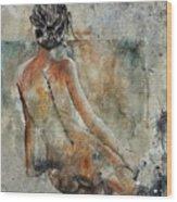 Nude 560121 Wood Print