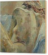 Nude 56905092 Wood Print