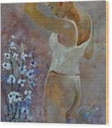 Nude 570121 Wood Print