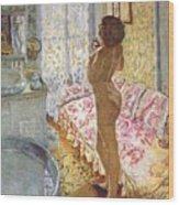 nude against the light 1908 Pierre Bonnard Wood Print